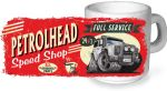 Koolart PERTOLHEAD SPEED SHOP Design For Landrover Defender Twisted Ceramic Tea Or Coffee Mug (18)